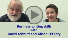Business writing full video